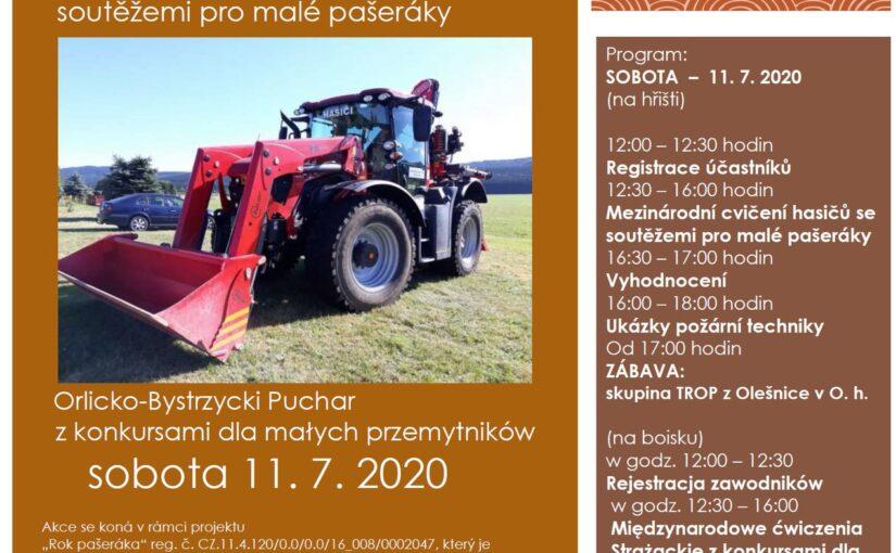Orlicko-Bystrzycki Puchar z konkursami dla małych przemytników