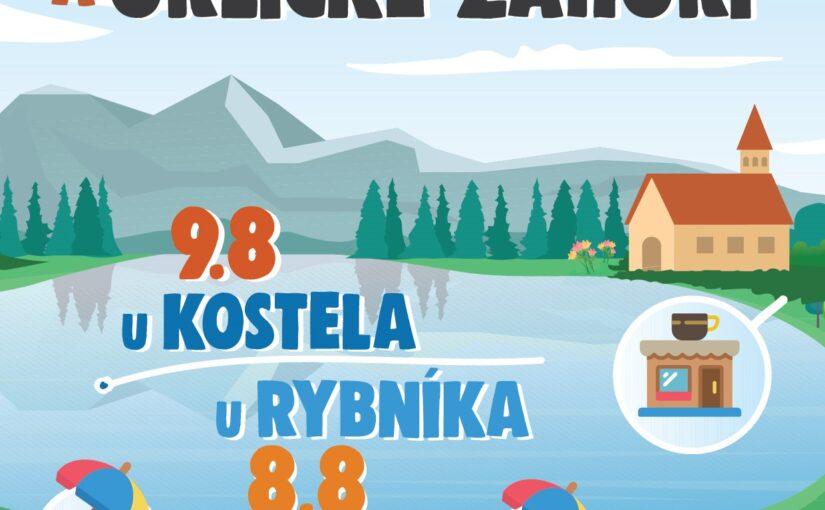 Kawa w Orlické Záhoří – 8 i 9 sierpnia
