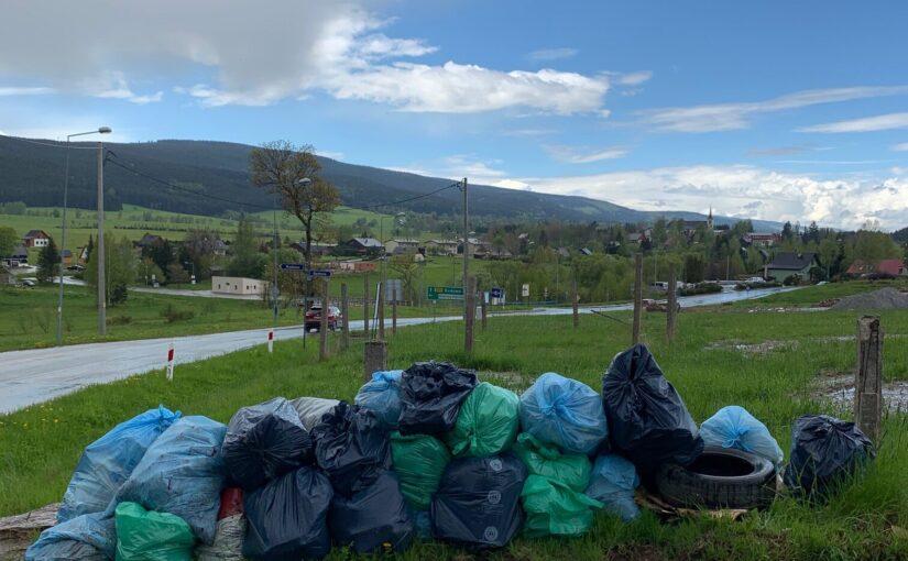Posprzątaliśmy Mostowice i Piaskowice